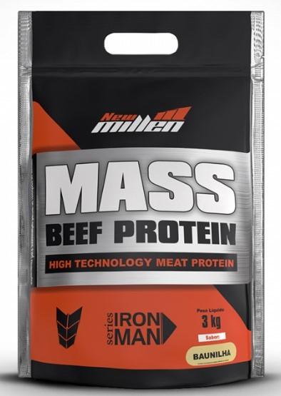 Mass Beef Protein - New Millen - 3Kg