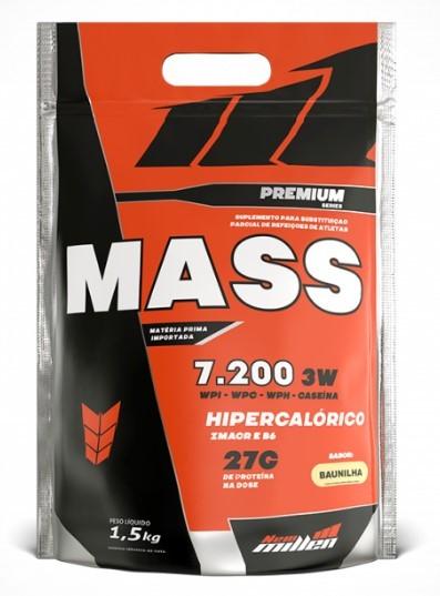 Mass Premium 7.200 - New Millen - 1,5Kg