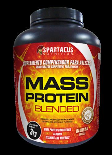 Mass Protein Blend Spartacus Nutrition - 3kg