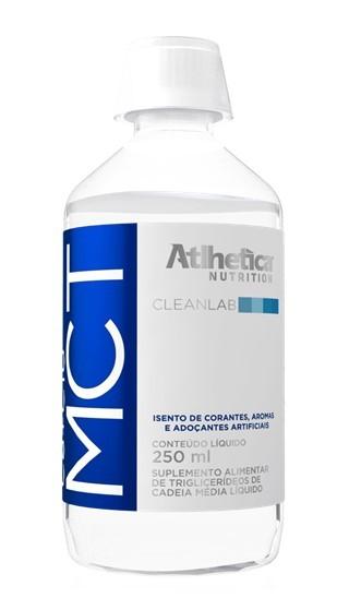 Mct C8 + C10 - Atlhetica Nutrition - 250ml