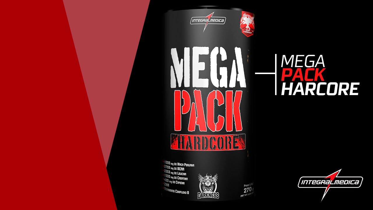 MegaPack 30pk - Integralmedica