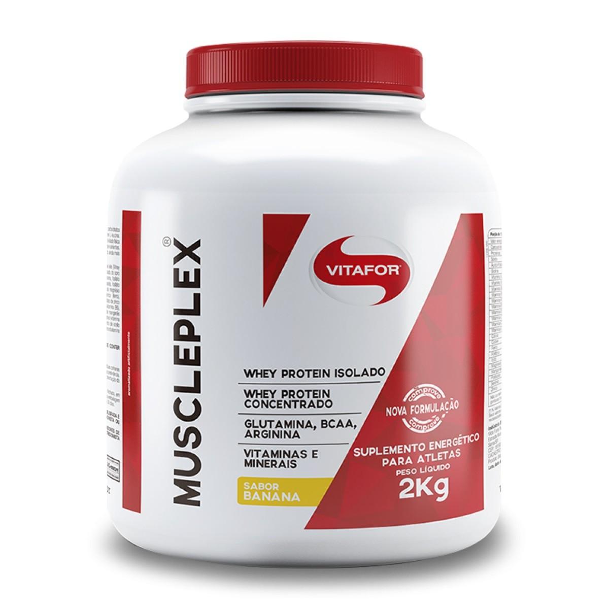 Muscle Plex - Vitafor - 2Kg