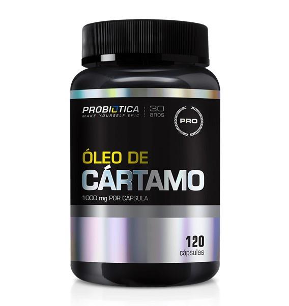 Óleo de Cartamo Probiótica - 120Caps