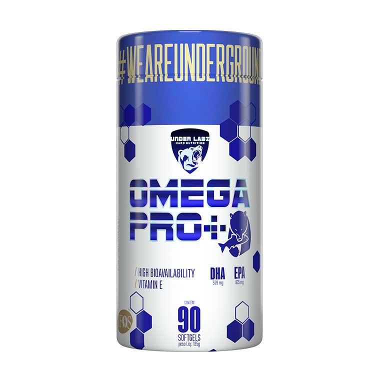 Ômega Pro+ Under Labz