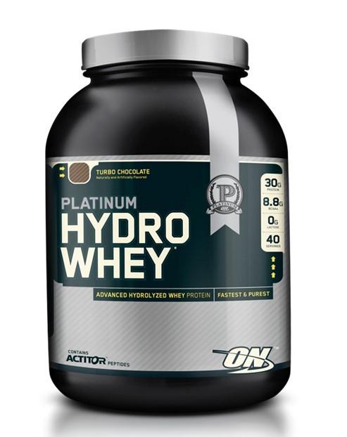 Platinum Hydro Whey  - Optimum Nutrition - 1,59Kg