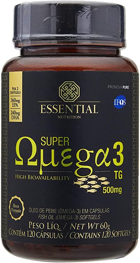Super Omega 3 tg 500MG 120 caps - Essential