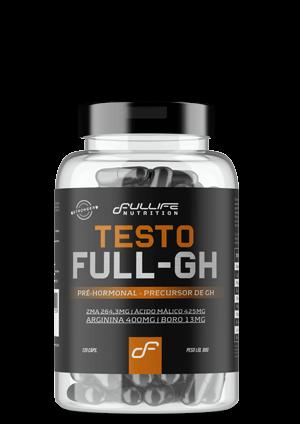 Testo full-gh 120 caps - Fullife