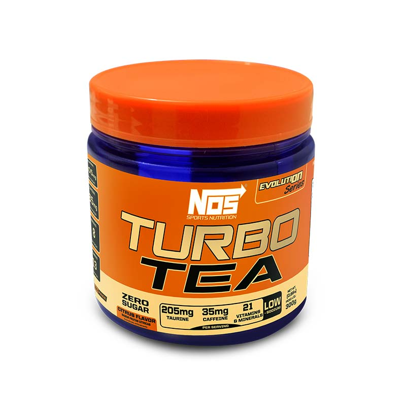 Turbo Tea Nos - 300g