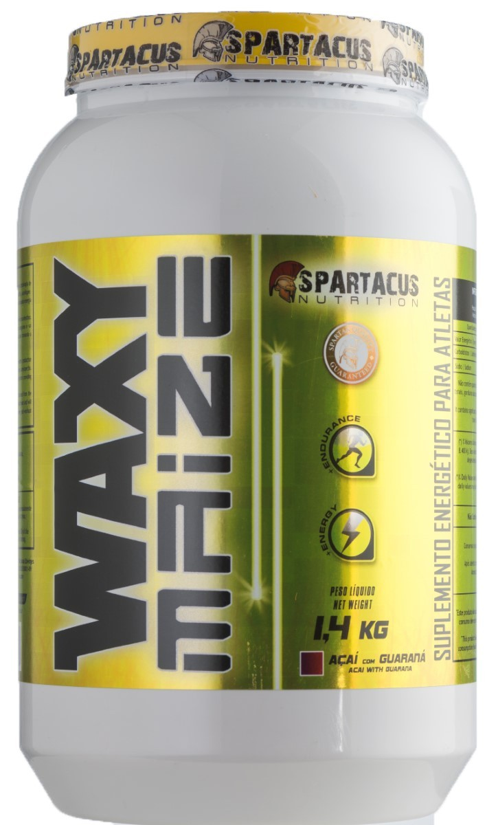 Waxy Maize Spartacus Nutrition - 1,4Kg