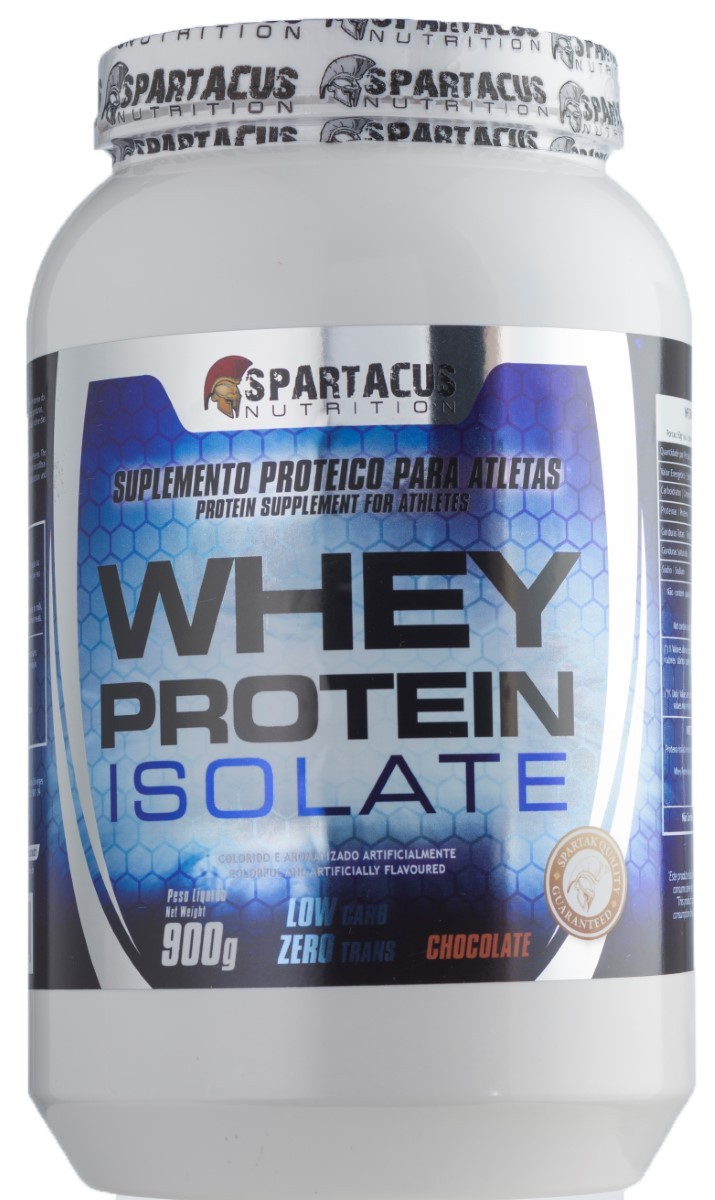 Whey Protein Isolate Spartacus Nutrition