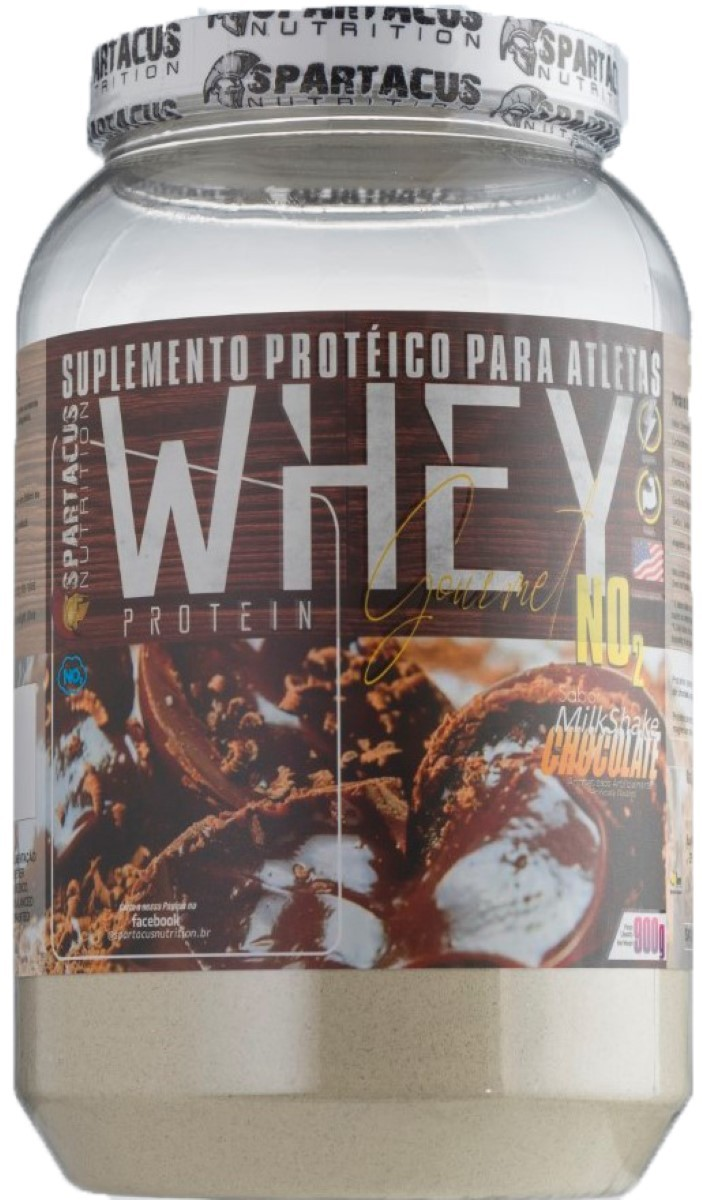 Whey Protein No2 Plus  - Spartacus Nutrition 900g