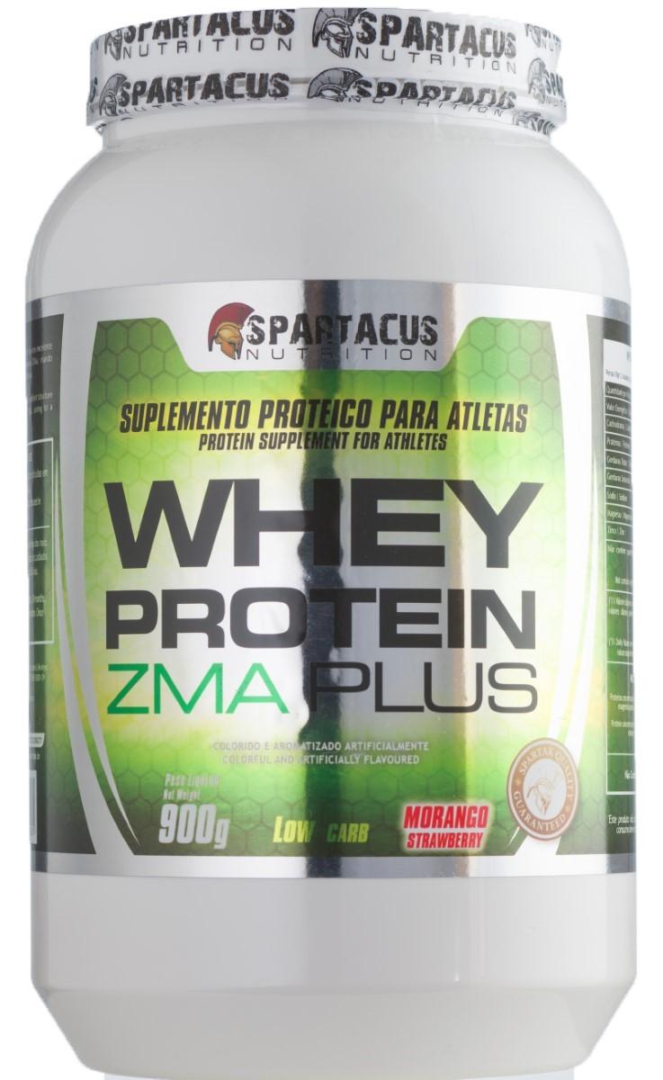 Whey Protein Zma Plus Spartacus Nutrition - 900g