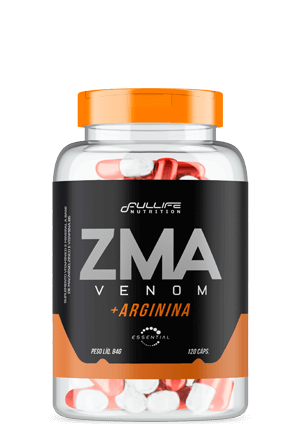 Zma Venom Fullife - 120 Cápsulas