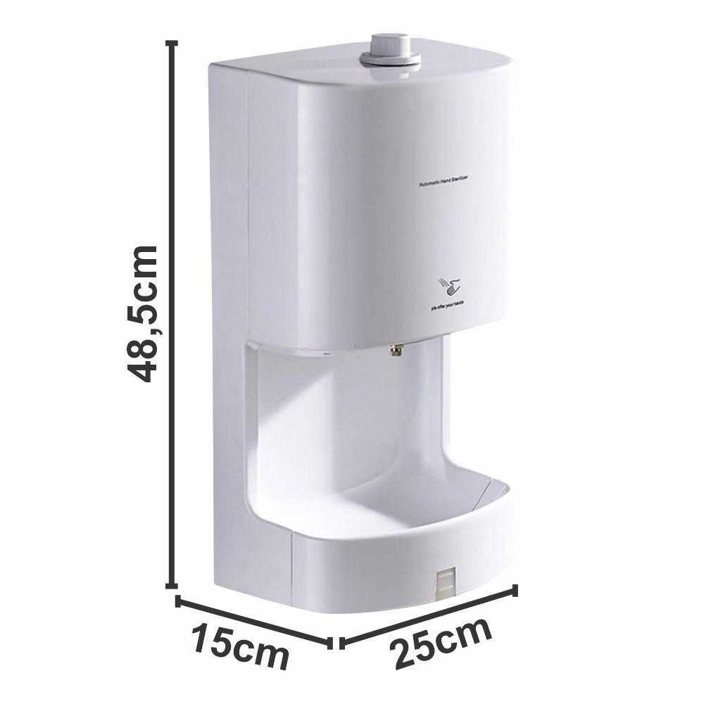 ACT TS Dispenser de álcool líquido