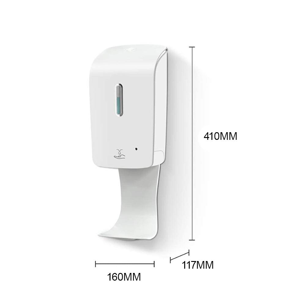 Dispenser de Álcool gel automático - LUV - MAX