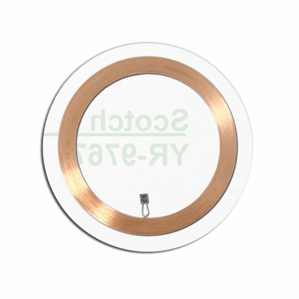 Etiqueta Prox Clear Disc 30mm