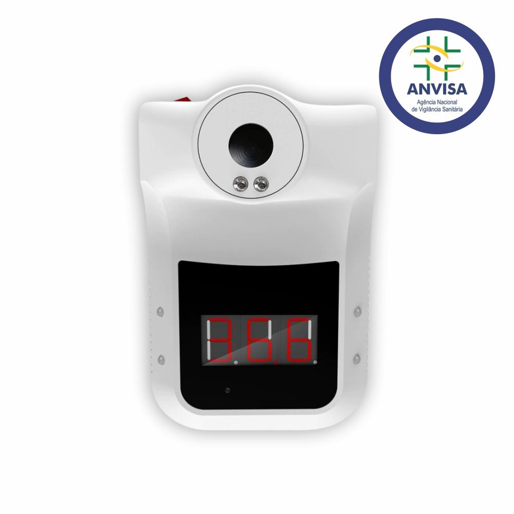 Kit Totem + Termômetro TPA + Dispenser LUV-L