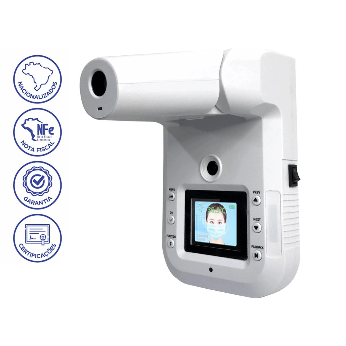 TP CAM -Termômetro com Câmera