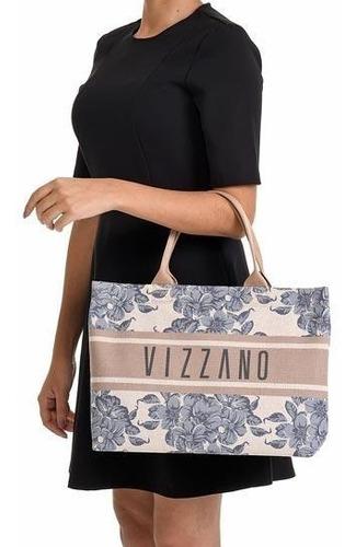 Bolsa Vizzano Handbag Floral Feminina 10018.1