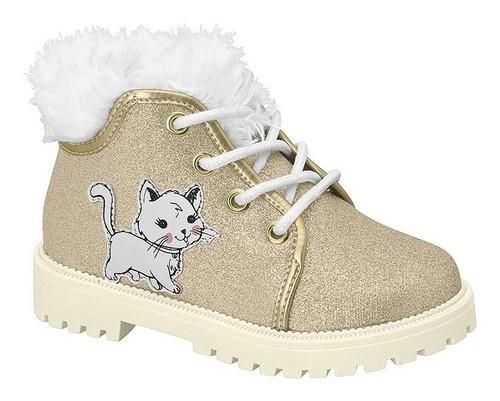 Bota Baby Cat Molekinha