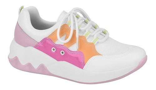 Tênis Feminino Beira Rio Sneaker Multi Color
