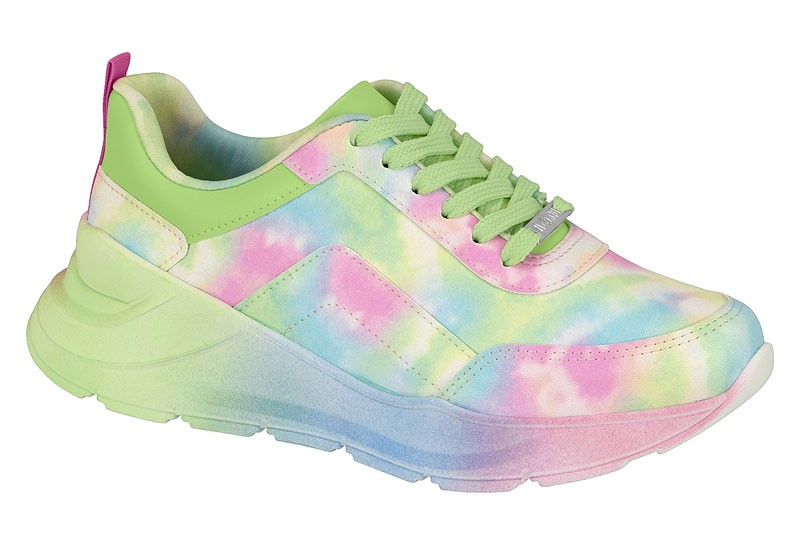 Tênis Feminino sneaker Vizzano Tie Dye