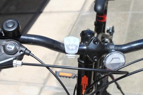 Kit Luz Sinalizador Para Bike Led Ciclismo