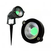 Espeto de Jardim LED 5W / Verde