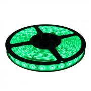 Fita LED 3528 5m / Com Fonte / Verde