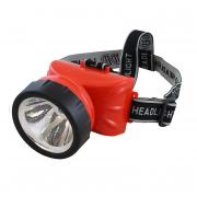 Lanterna de Cabeça Modelo 722-A 1 Super LED