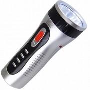 Lanterna Manual Modelo 1906 5 LEDs