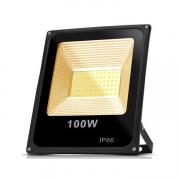 Refletor LED 100W / Branco Quente