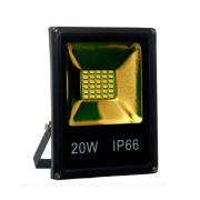 Refletor LED 20W / Branco Quente