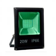 Refletor LED 20W / Verde