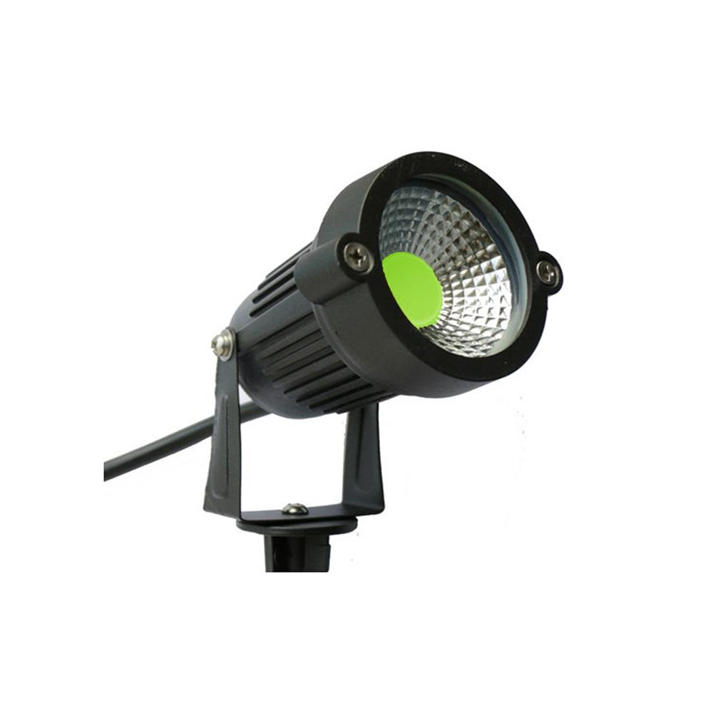 Espeto de Jardim LED 7W / Verde