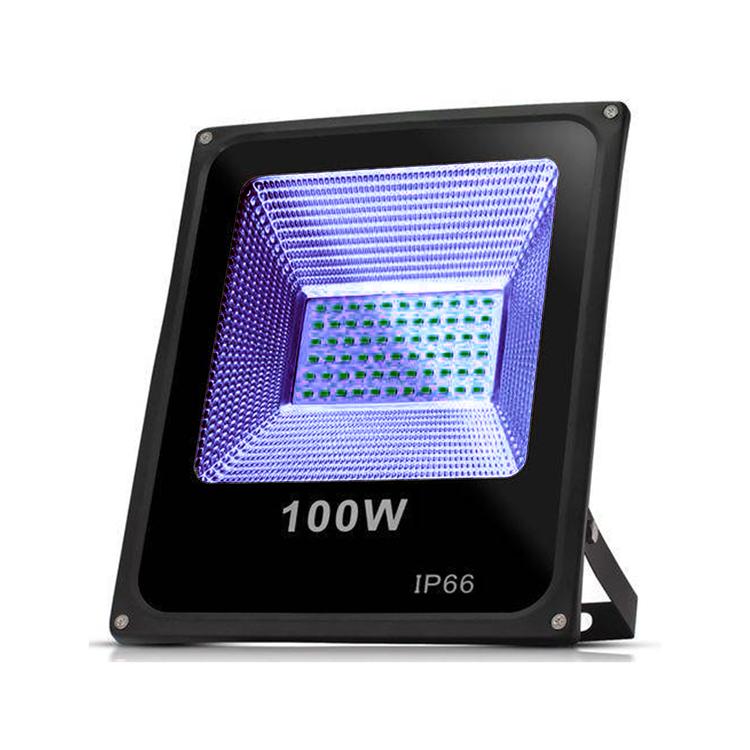 Refletor LED 100W / Azul