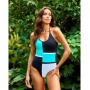 Maillot Patchwork