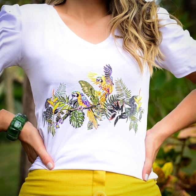 T-shirt Araras