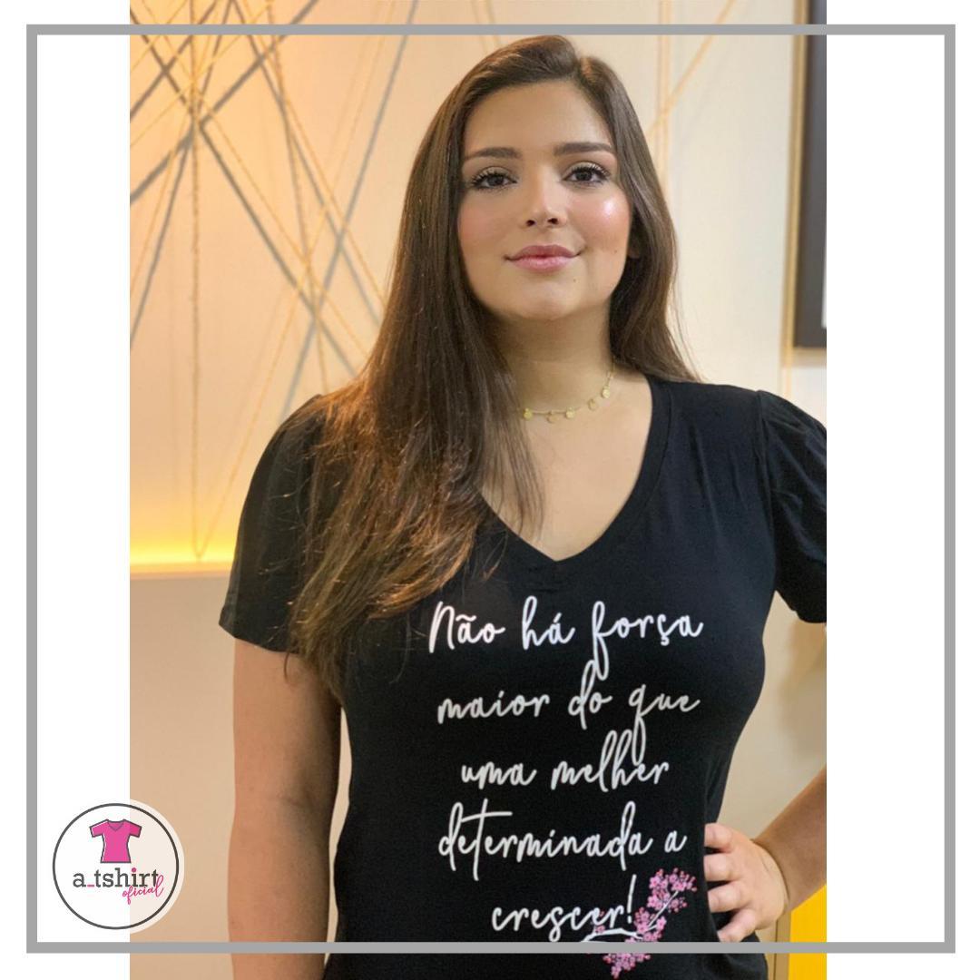 T-shirt frase