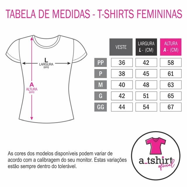 T-shirt Orquídea Preta