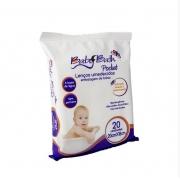 Lenço Umedecido para Bolso - Baby Bath