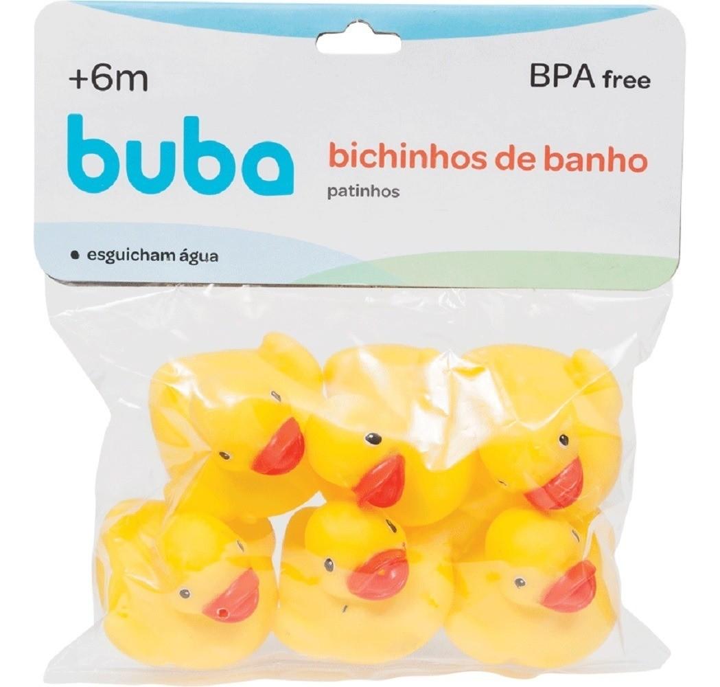 Bichinhos de Banho Patinhos - Buba