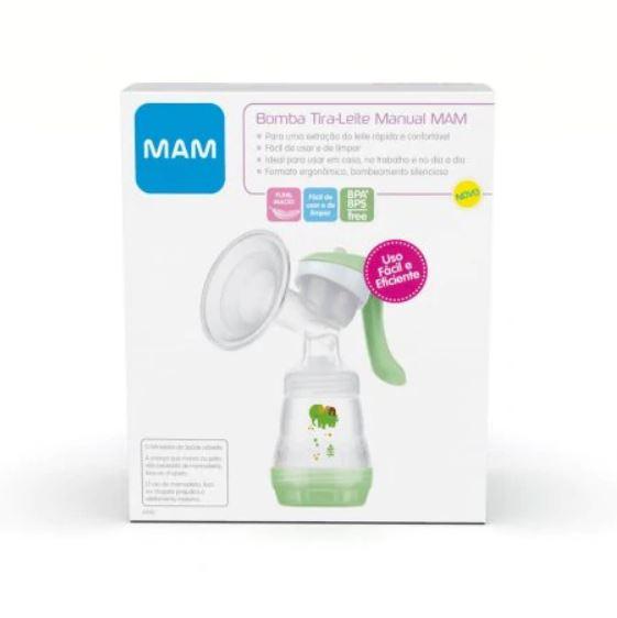 Bomba Tira-Leite Manual - MAM