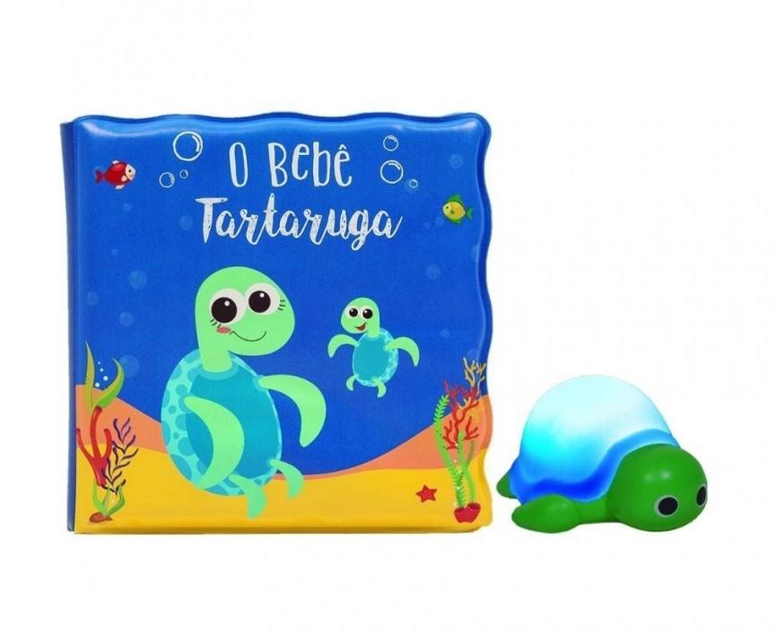 Kit Livrinho de Banho - Buba