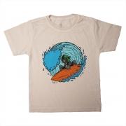 Camiseta Stone Gelo Estampa Frontal Tigre Calif