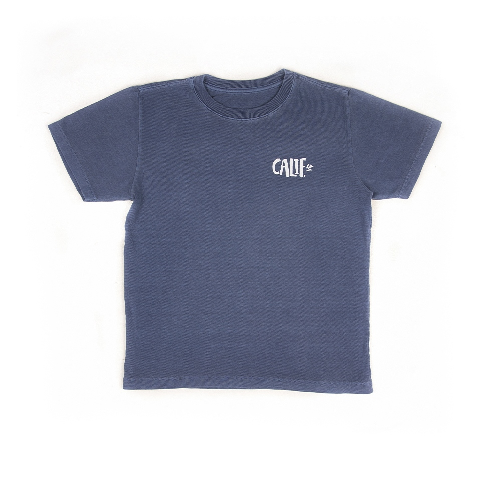 Camiseta Manga Curta Stone Estampa Coqueiros Petróleo