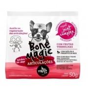 Petisco Bifinho Carne Bone Magic Articulações para Cães 50g - The French Co