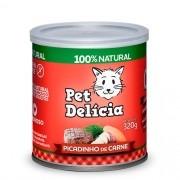Picadinho de Carne 320g - Pet Delícia
