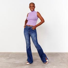 Calça  Drei Flare jeans