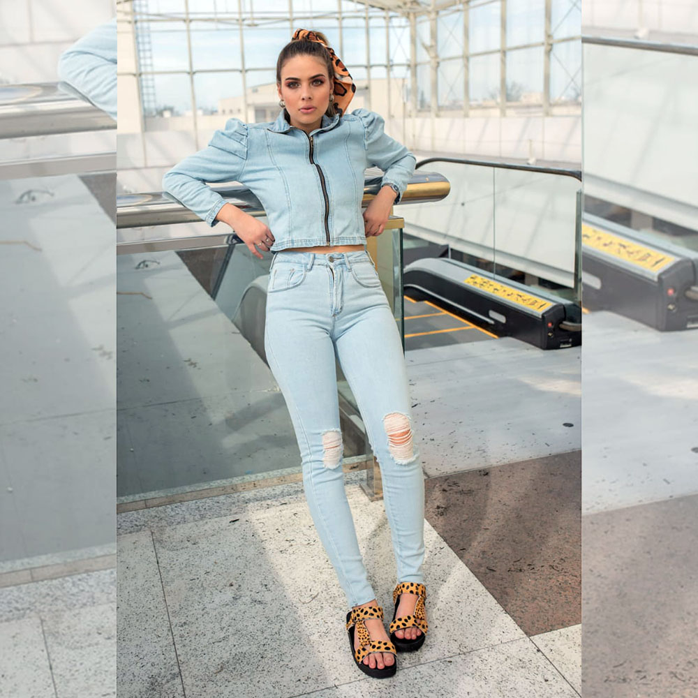 Calça Vanessa jeans